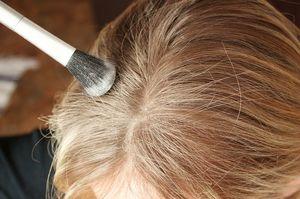 Как применять сухой шампунь