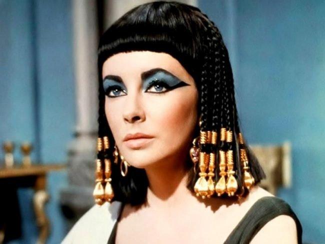 египетские прически высокие