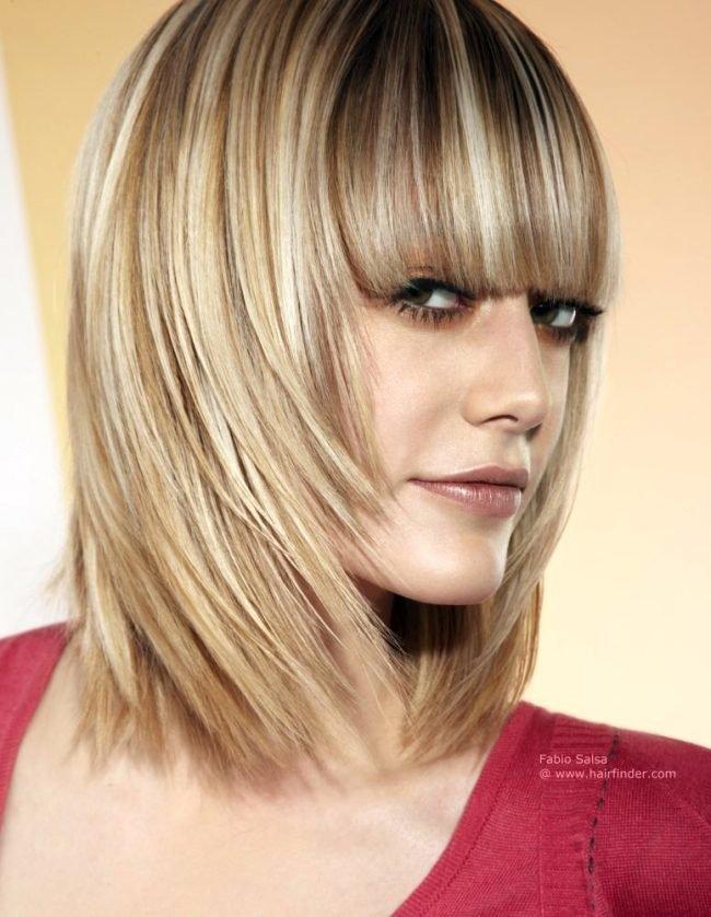 dlinnoe_kare_-48-650x838 Стрижка каре на короткие волосы. 120 стильных вариантов с фото