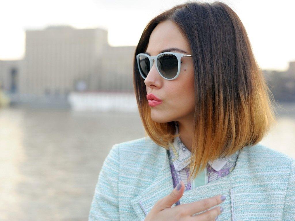 dlinnoe_kare_-51 Стрижка каре на короткие волосы. 120 стильных вариантов с фото