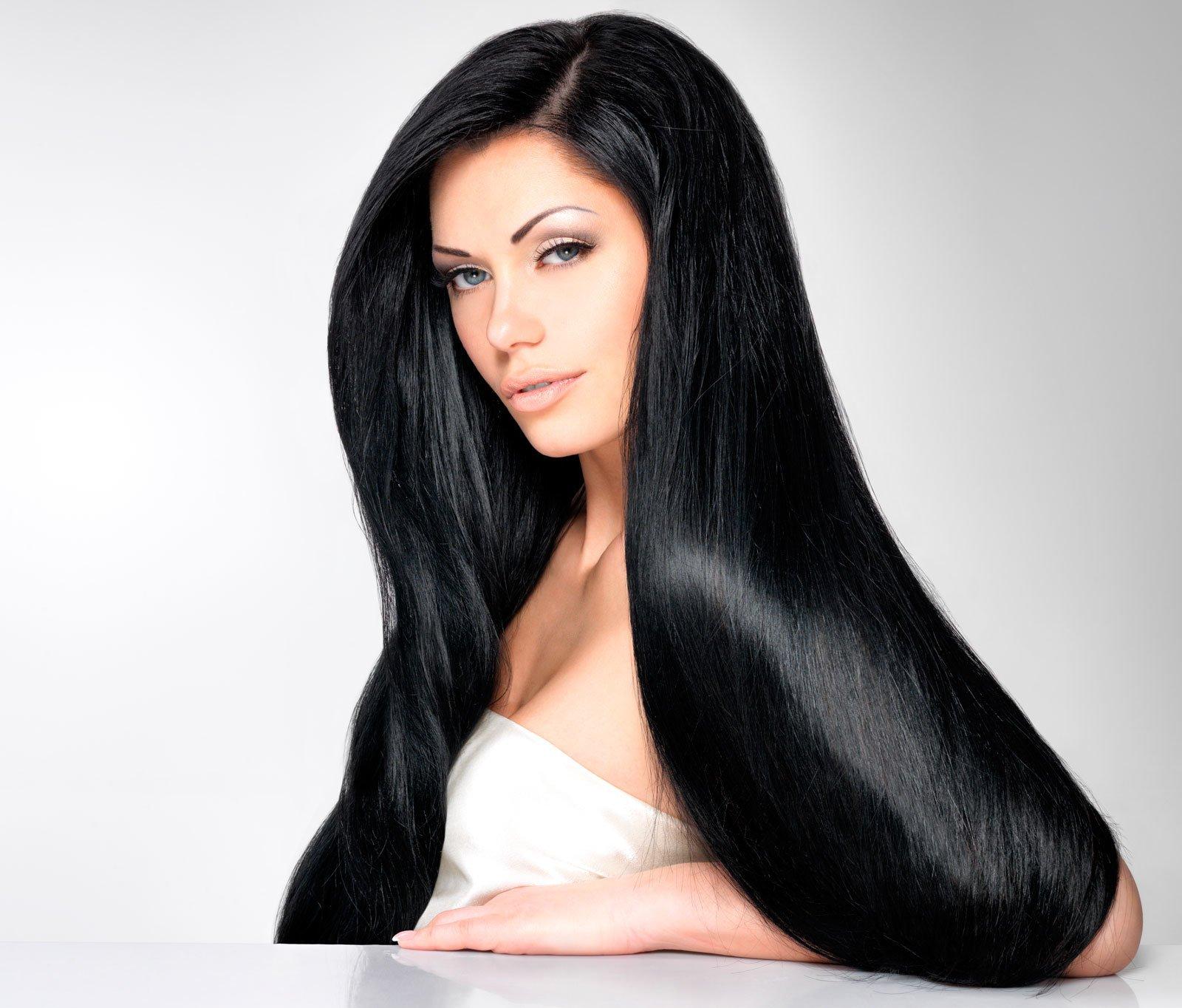 неё гладкие длинные волосы картинки проходит фотостудии или