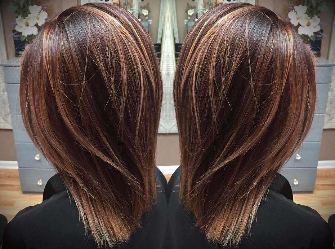 Как сделать волосы темно серого цвета