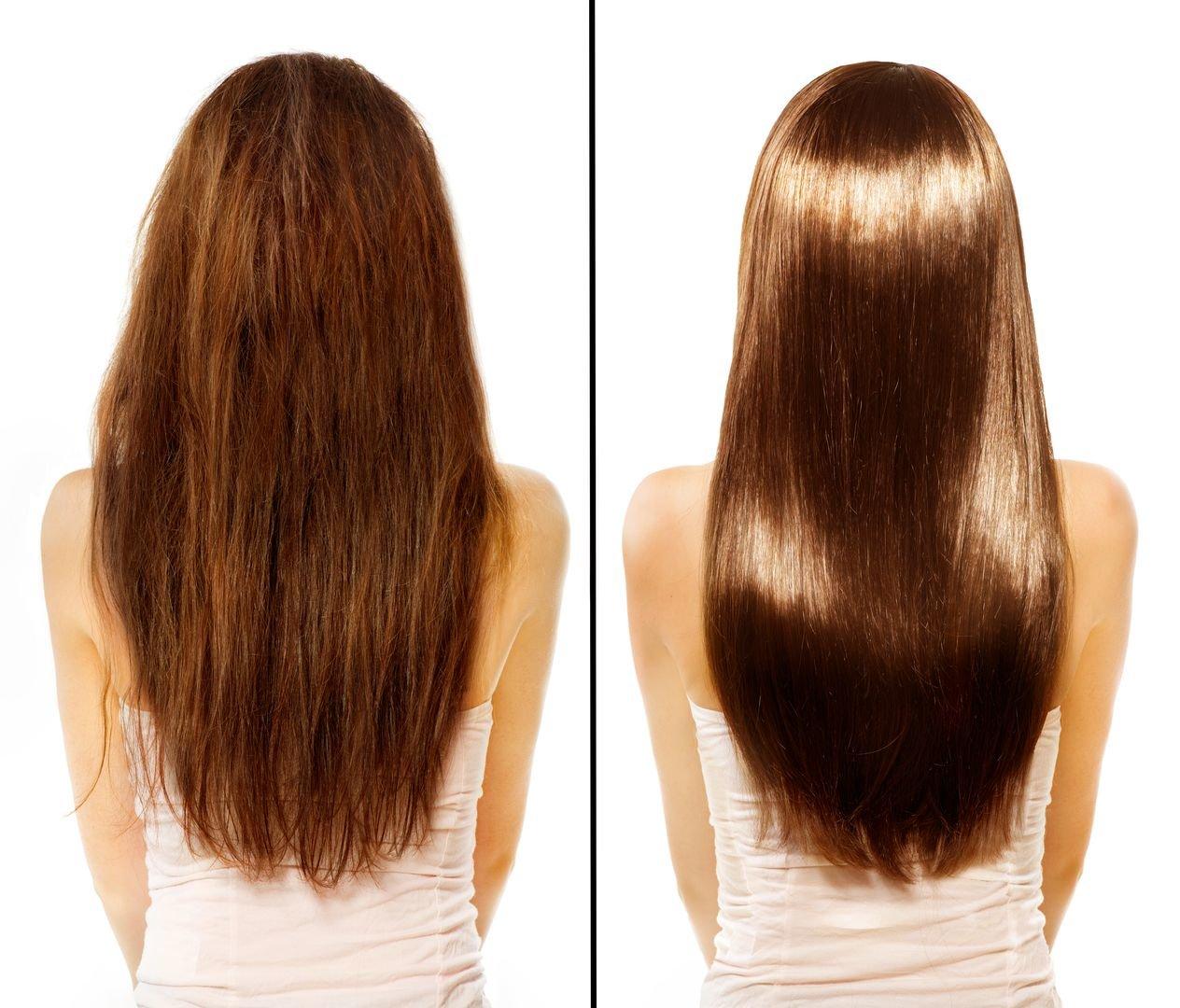 Придает ли ботокс для волос объем