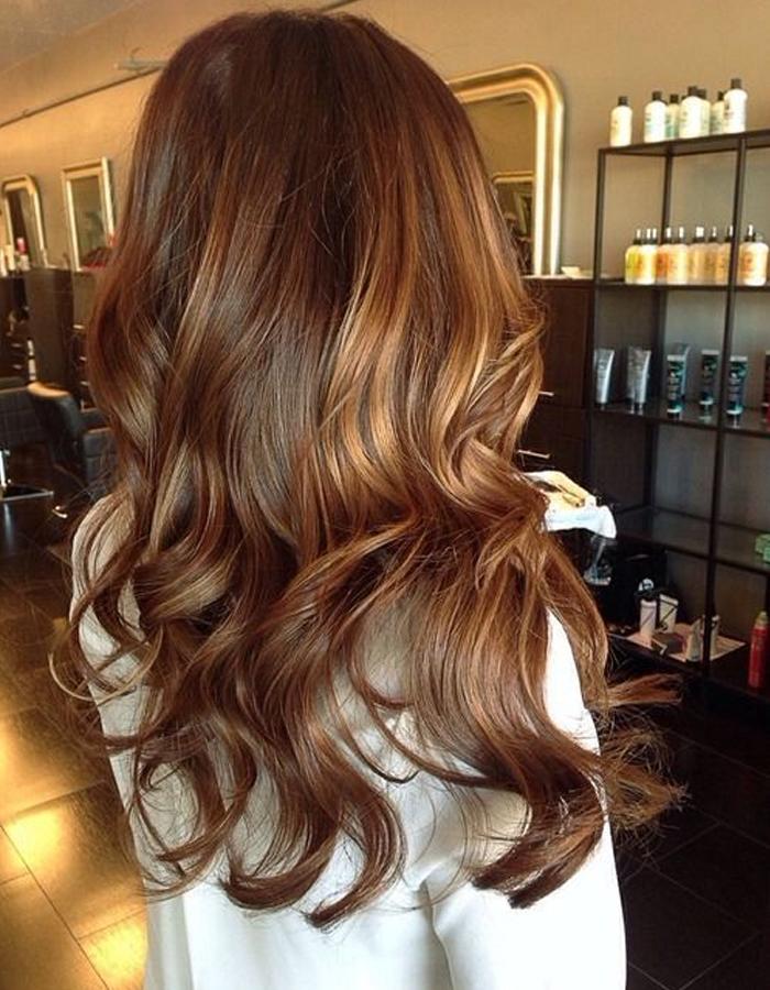 Мелирование на мелированные волосы - c139