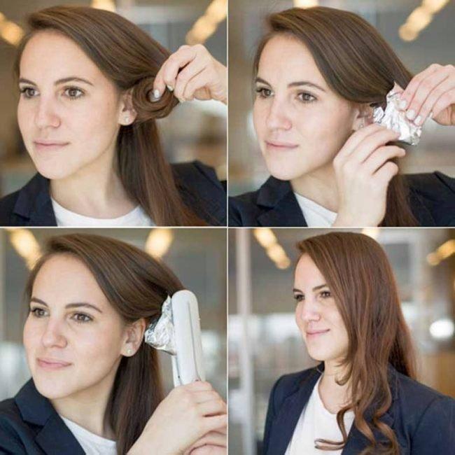pricheski_na_srednie_volosi_-16-650x650 Прически на средние волосы: 100 фото самых стильных укладок
