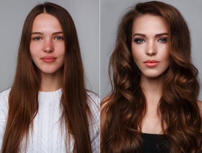 pricheski_na_srednie_volosi_-22-650x492 Прически с локонами на средние волосы своими руками