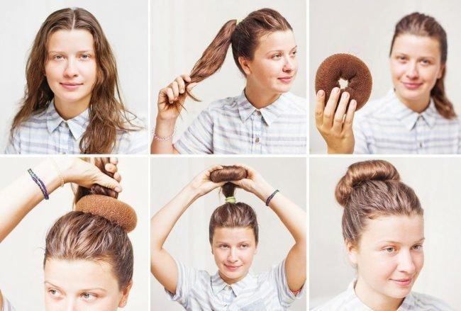 pricheski_na_srednie_volosi_-3-650x439 Прически на средние волосы: 100 фото самых стильных укладок