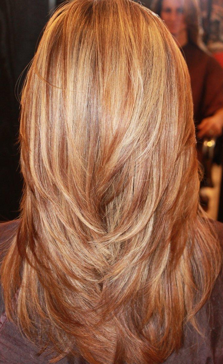 Стрижка каскад 50 фото Как правильно уложить волосы