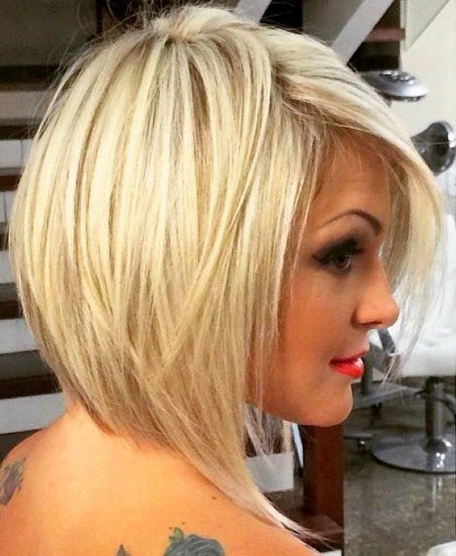 Прически на средние волосы и стрижки боб