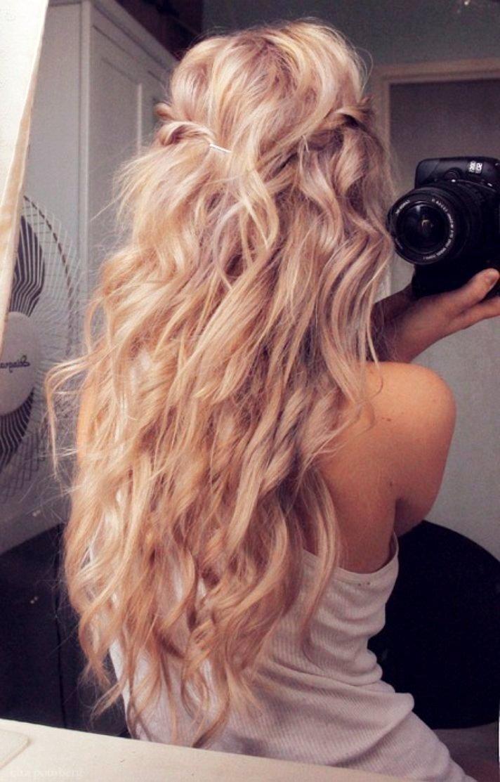фото укладки для длинных волос