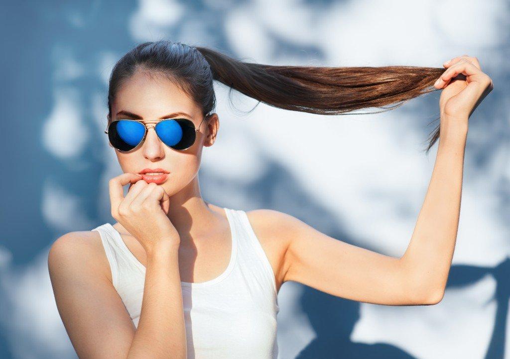Как красиво укладывать длинные волосы
