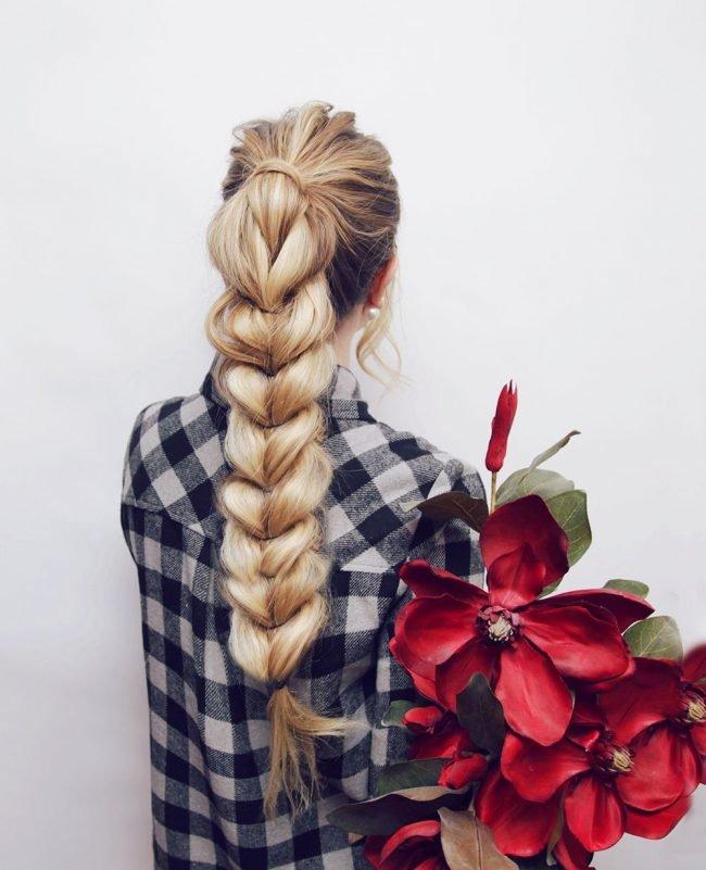 kosy_na_dlinnie_volosy_-63-650x801 100 стильных идей кос на длинные волосы