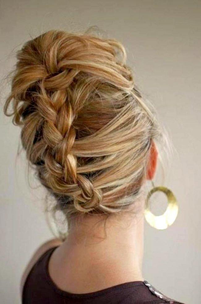 Детские плетение косичек на длинные волосы