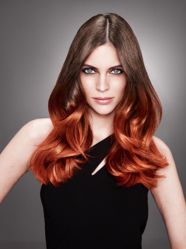 okrashivanie_ombre_-55-e1461091975352-650x872 Омбре на короткие волосы: варианты окрашивания, фото. Омбре окрашивание на темные короткие волосы и блонд в домашних условиях: фото
