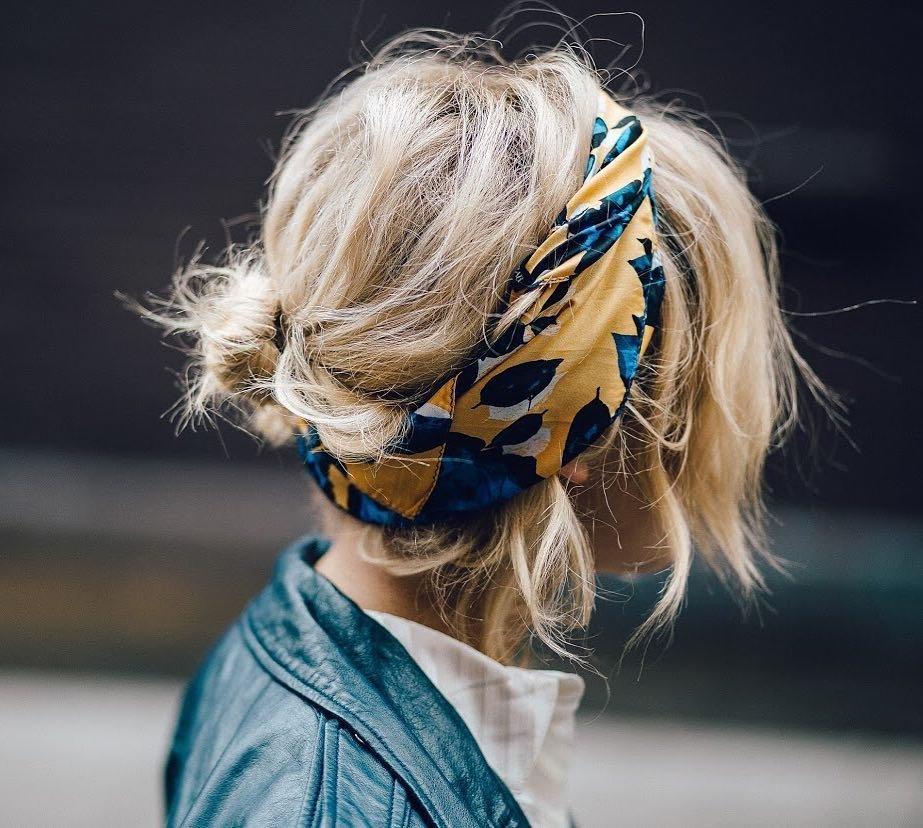 prostie_pricheski_-25 Простые прически на короткие волосы (100 фото) - укладки на каждый день