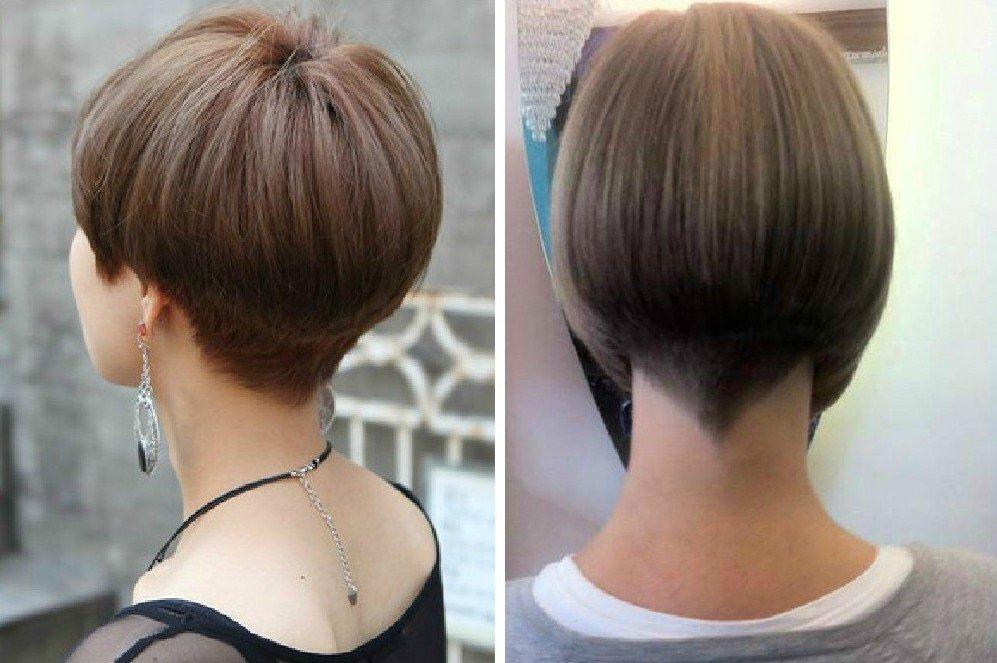 Стрижка женская прямые волосы