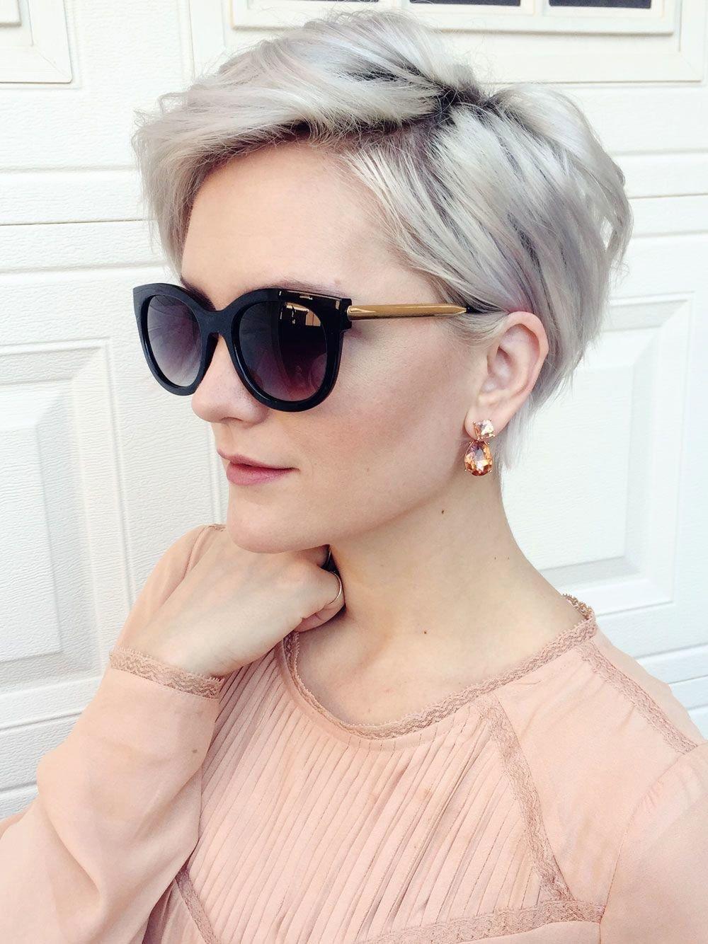Pixie hair trend