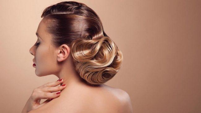 vechernie_pricheski_-2-650x366 Прически на средние волосы: 100 фото самых стильных укладок