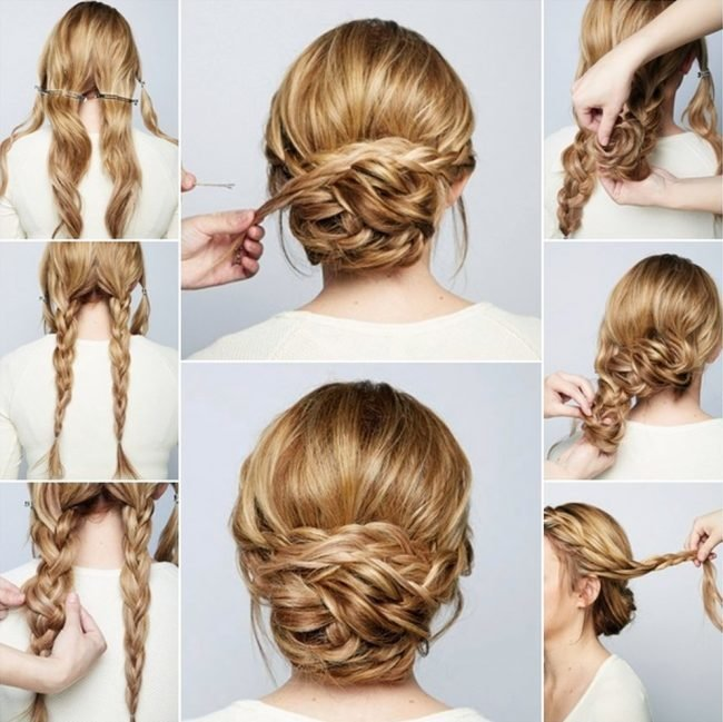 vechernie_pricheski_-40-650x649 Модные деловые прически: 100 лучших идей для разной длины волос