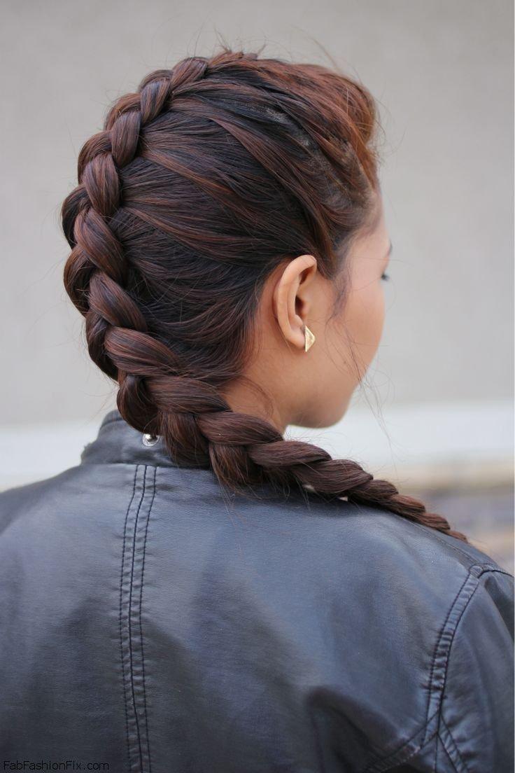 Правда ли что волосы растут быстрее в косе