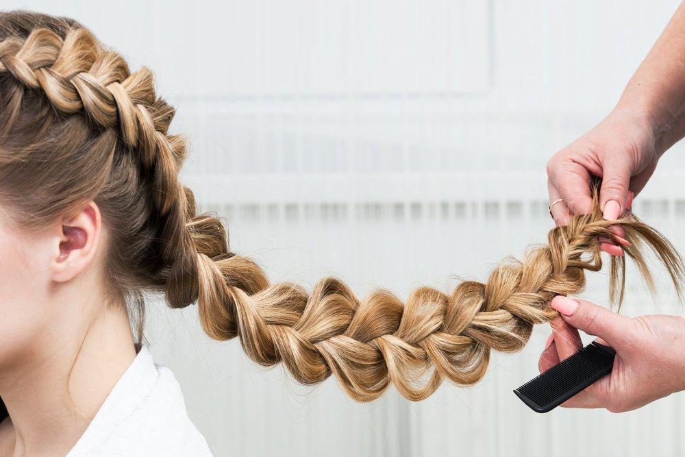 Как плести вывернутые косы
