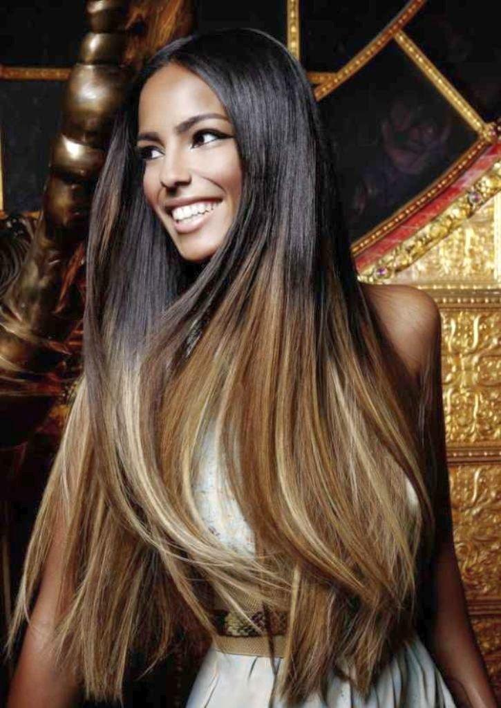 Мелирование на мелированные волосы - 3a514