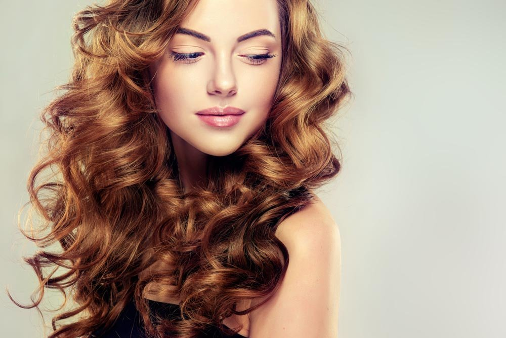 Как сделать чтобы волосы были не пышные