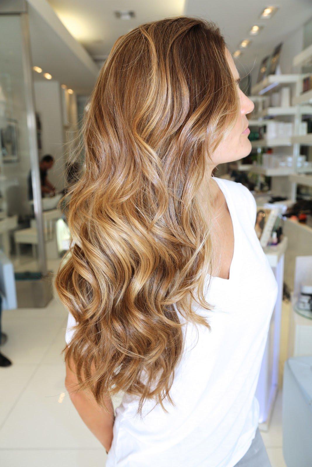 Как из темного цвета волос перекраситься в русый цвет волос