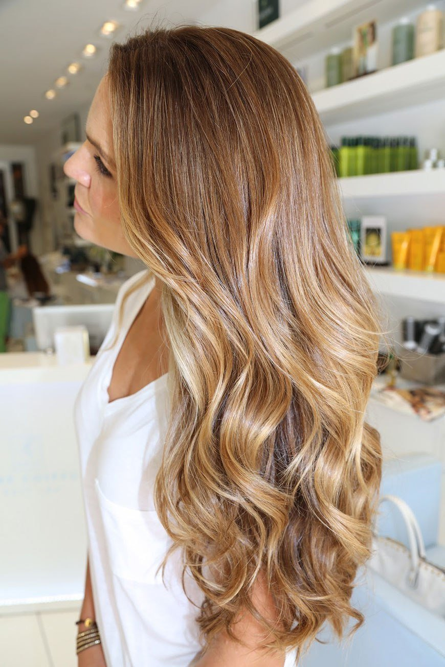 Как покрасить волосы в светло рыжий цвет в домашних условиях