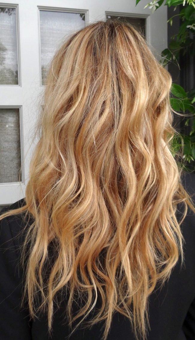 okrashivanie_volos_-30-650x1134 Омбре на короткие волосы: варианты окрашивания, фото. Омбре окрашивание на темные короткие волосы и блонд в домашних условиях: фото