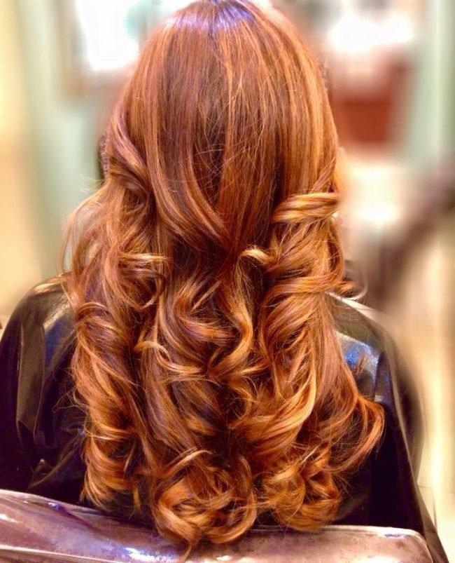 okrashivanie_volos_-31-650x803 Мелирование на рыжие волосы: фото до и после, окрашивание на медный цвет, с челкой и без, на короткие, длинные, крашеные