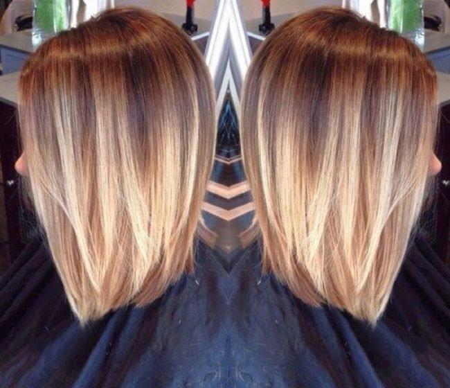 okrashivanie_volos_-36-650x560 Омбре на короткие волосы: варианты окрашивания, фото. Омбре окрашивание на темные короткие волосы и блонд в домашних условиях: фото