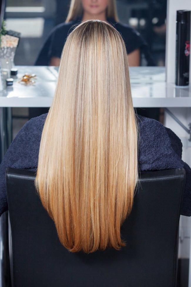 okrashivanie_volos_-42-650x976 Омбре на короткие волосы: варианты окрашивания, фото. Омбре окрашивание на темные короткие волосы и блонд в домашних условиях: фото