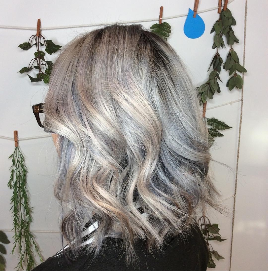 Как сделать волосы пепельно русыми в домашних условиях