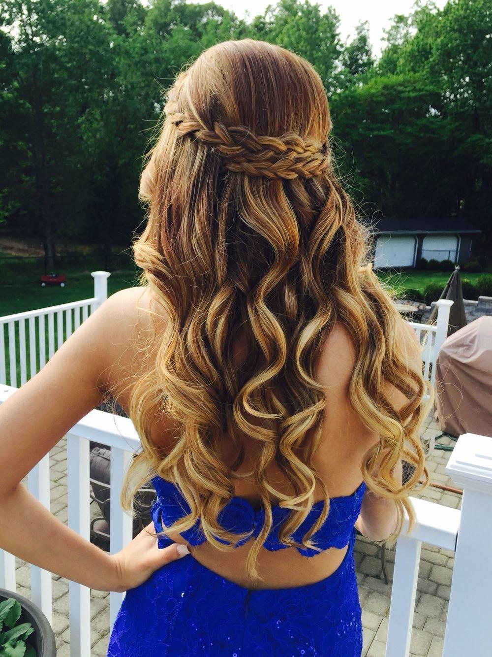 Идеи причесок для длинных волос