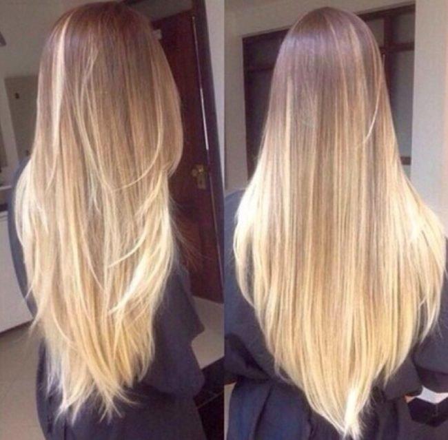 как сделать волосы русые светлее