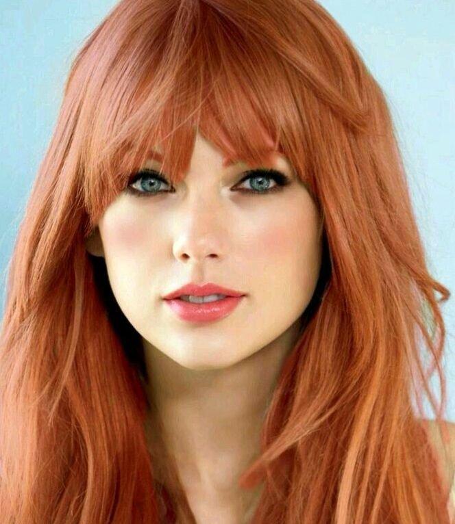 цвет медовая блондинка фото