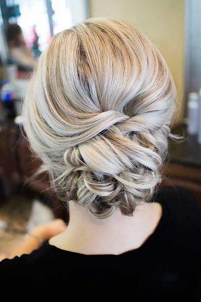 Фото причесок для жидких волос
