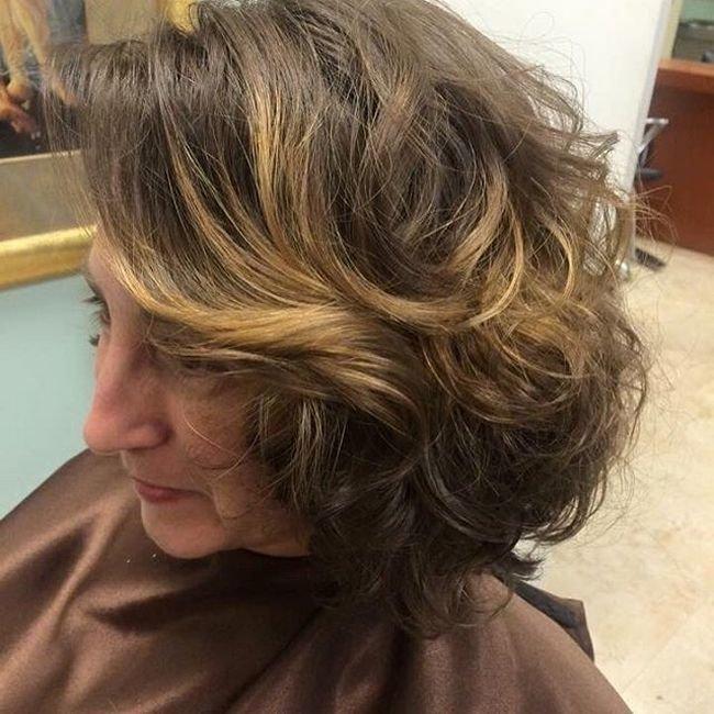 Праздничные причёски схемы