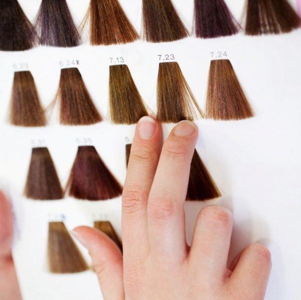 Вы искали палитра краски для волос гарньер (garnier)?