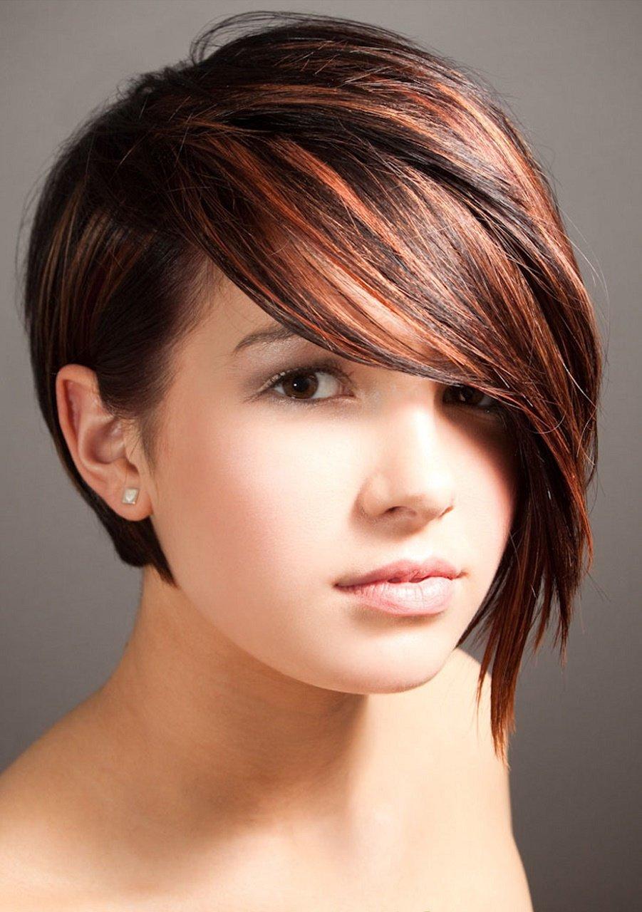 Мелирование на короткие темные волосы (52 фото): модное мелирование на очень короткие волосы, примеры красивого мелирования для коротких стрижек