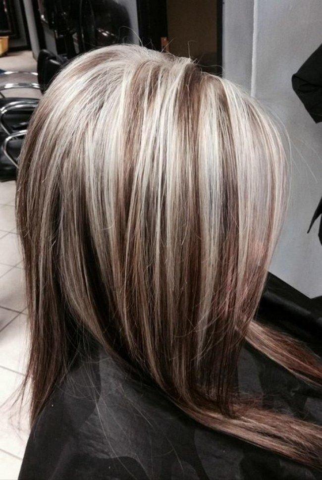 Мелирование на светлые волосы 50 фото Все идеи