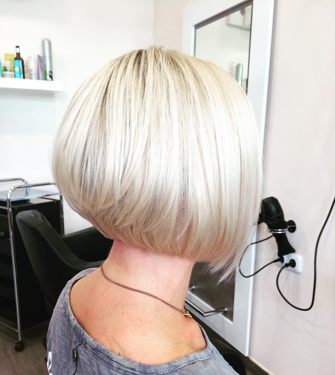 прическа боб каре на средние тонкие волосы