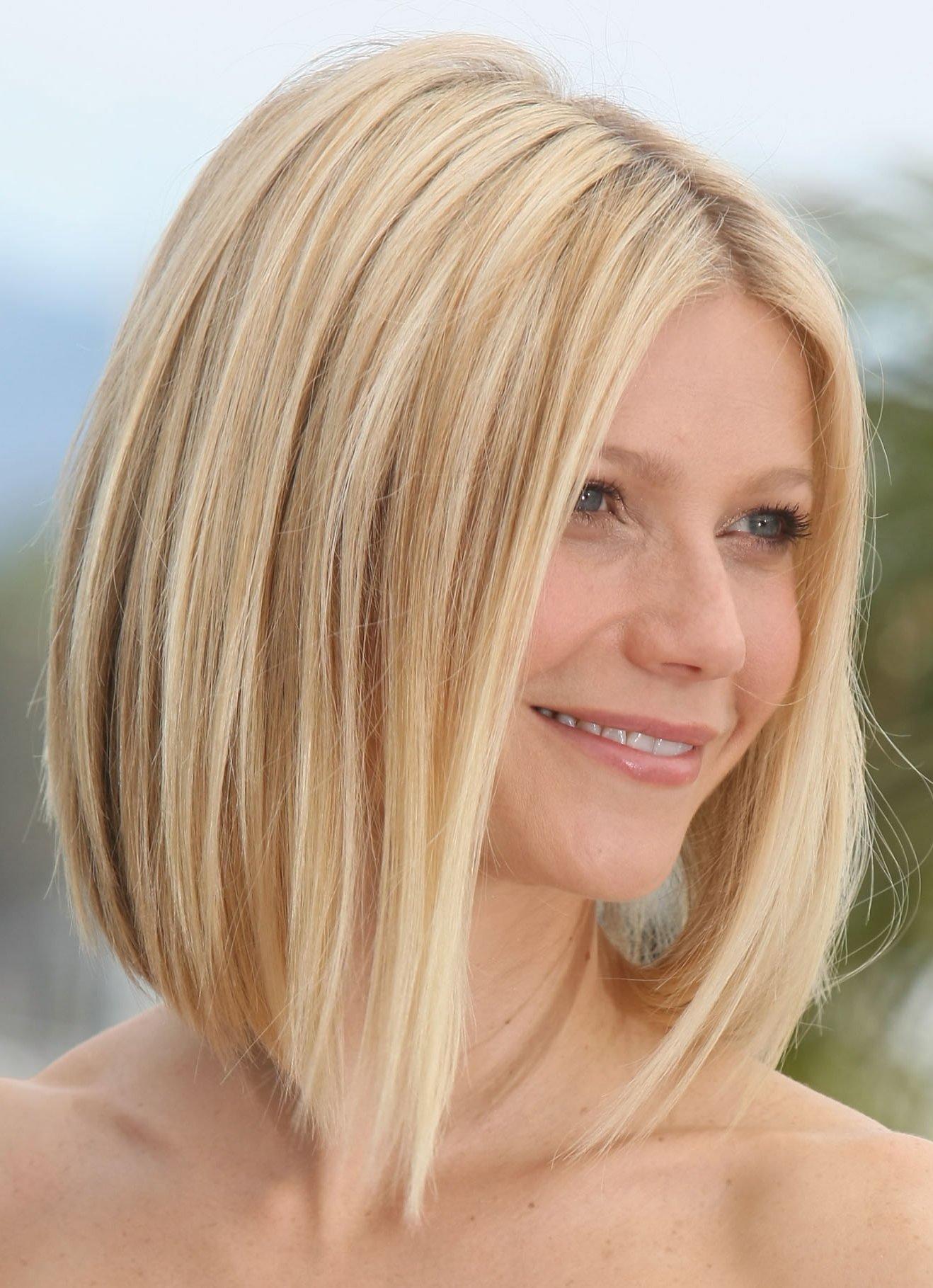 Модная стрижка каре боб на средние волосы 50 фото