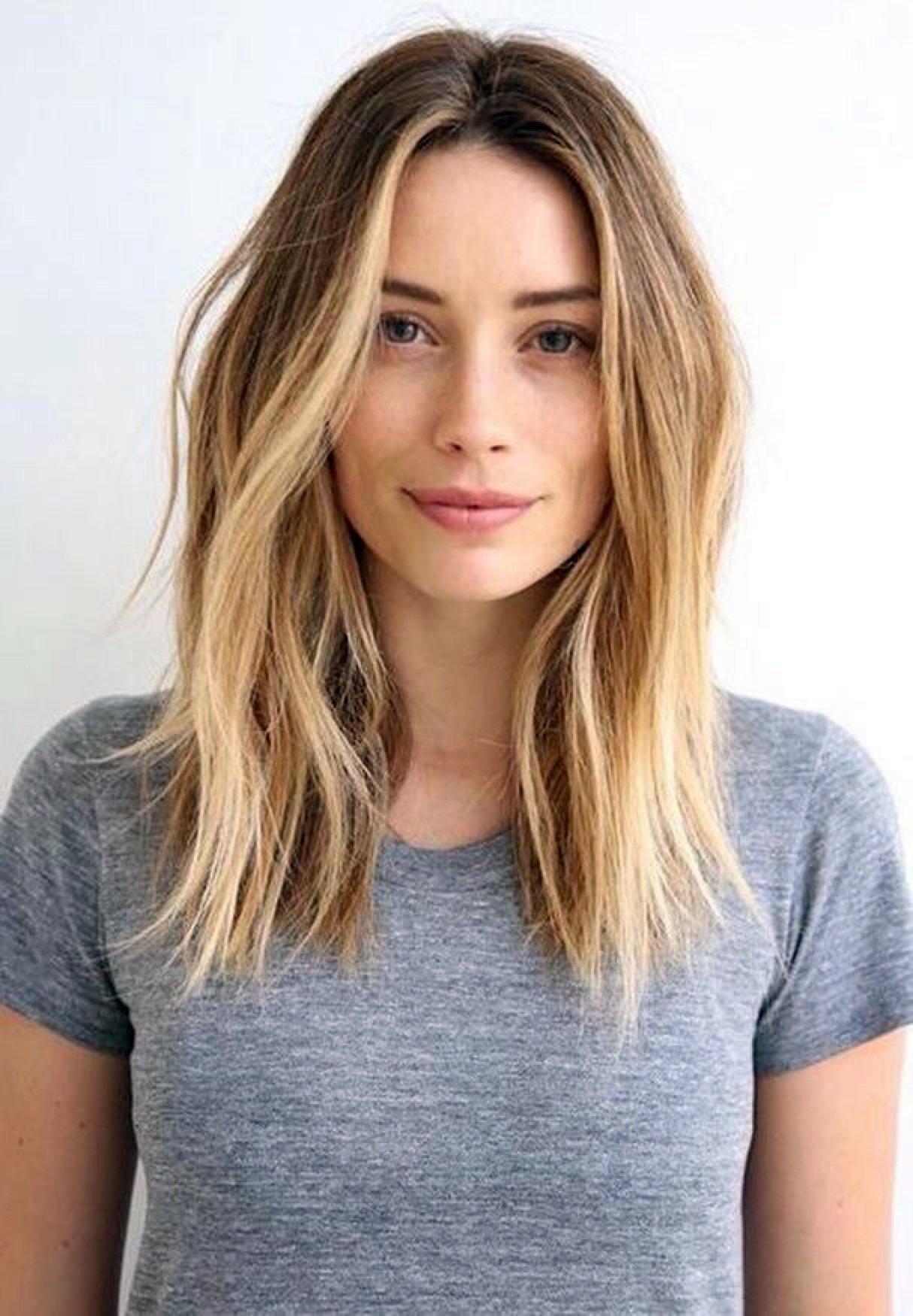 Светло-русый теплый цвет волос фото