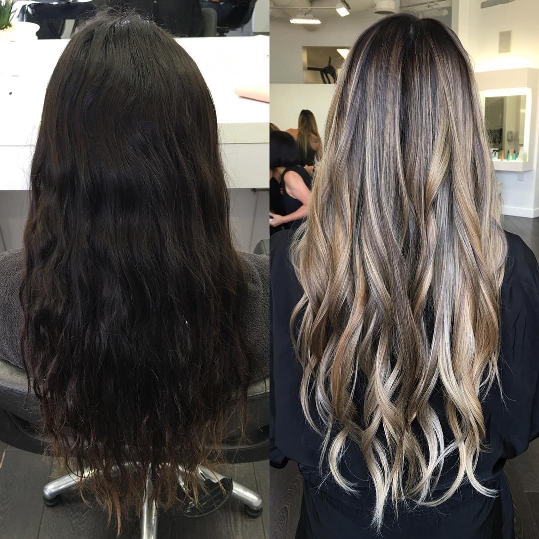 Как сделать выгоревших волос