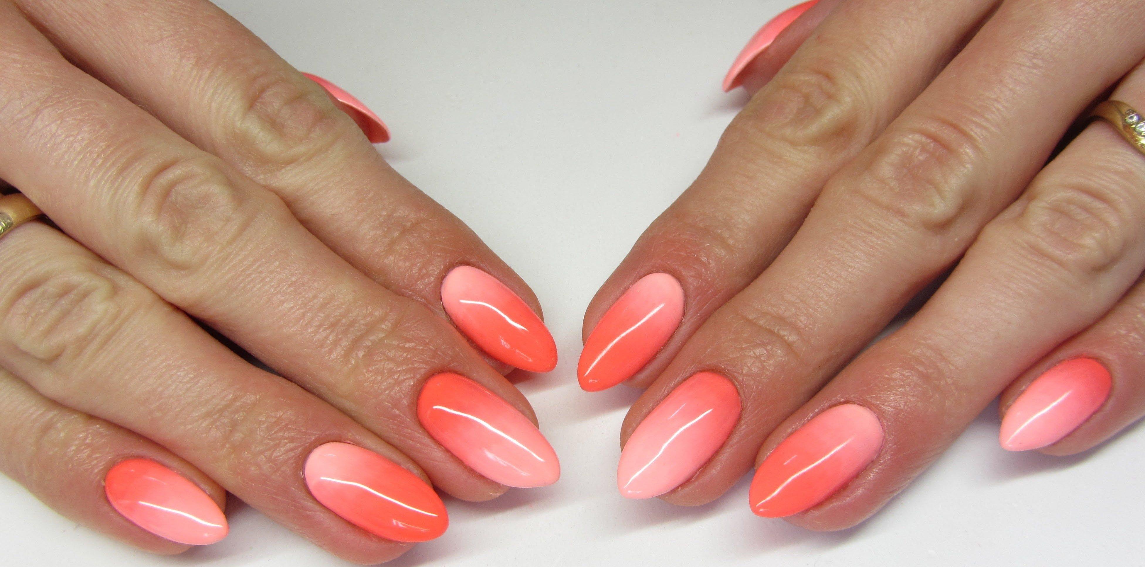 Красивые ногти 2017 амбре