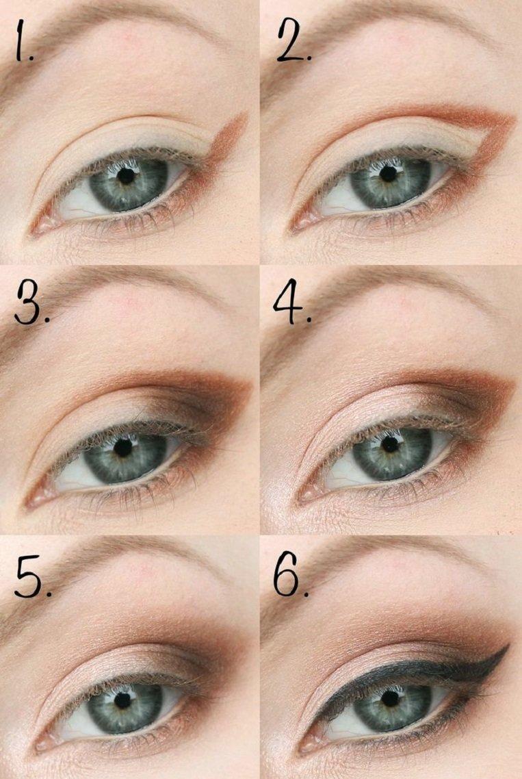 Как наносить правильно макияж поэтапно