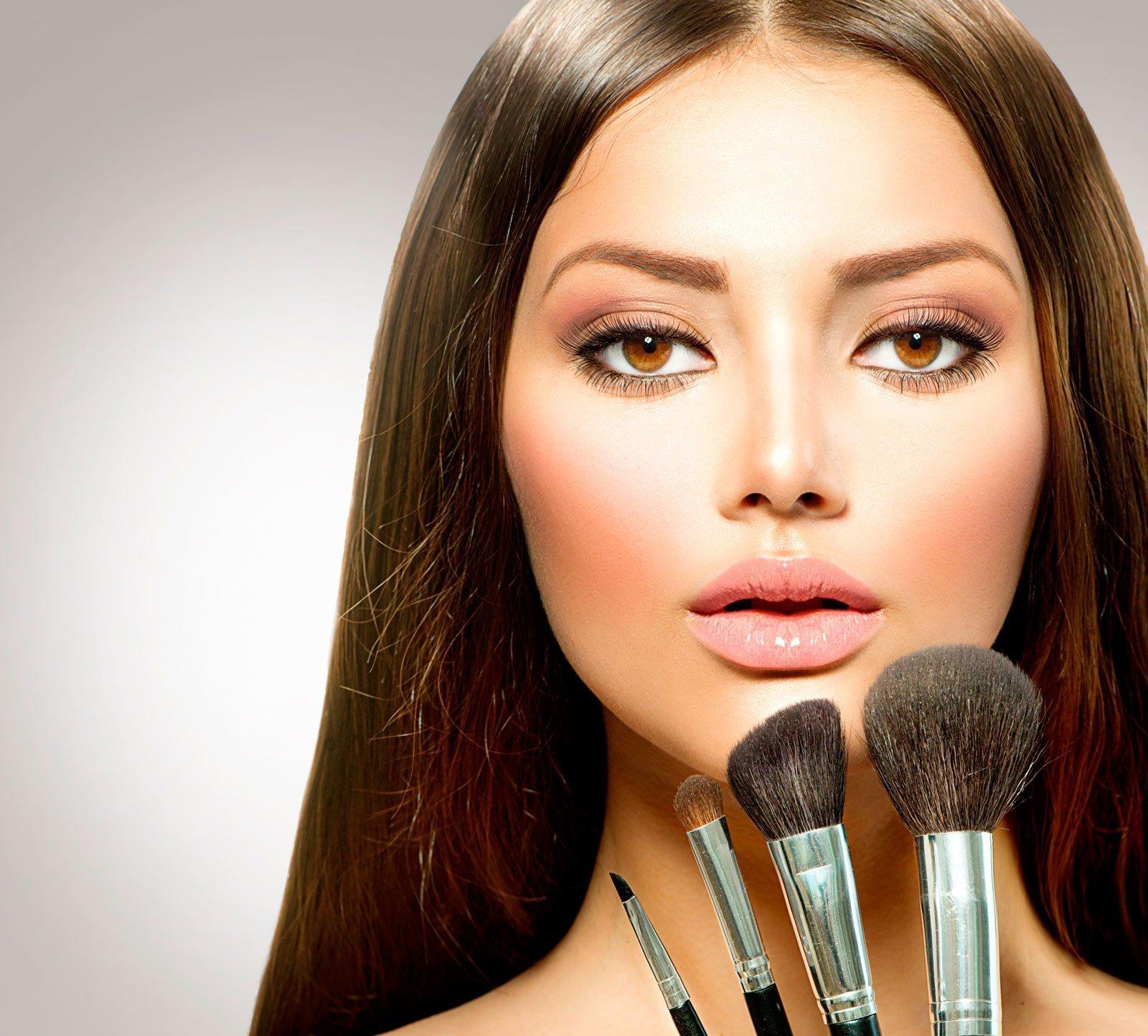 Профессиональный грим для макияжа