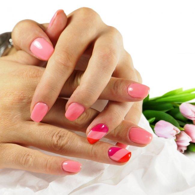 manikjur-na-korotkie-nogti-foto_-45-650x650 Красивый маникюр на короткие ногти 2019-2020: фото идеи маникюра на короткие ногти